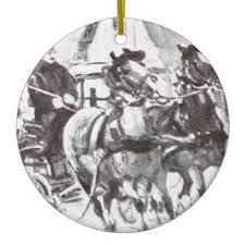 vintage and carriage ornaments keepsake ornaments zazzle