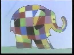 Elmer The Patchwork Elephant Story - anytime tales elmer