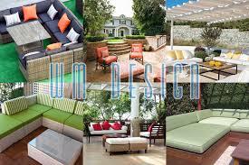 patio cushions replacement studio city california furniture