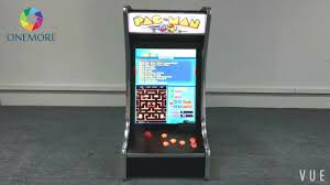 Pacman Game Table by Pandora Box 4 4s Coin Operated Desktop Pacman Mini Arcade Cabinet