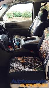 Ford Camo Truck Accessories - coverking mossy oak camo seat covers free shipping