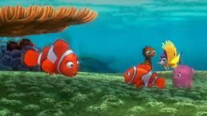 fish friends finding nemo disney australia video