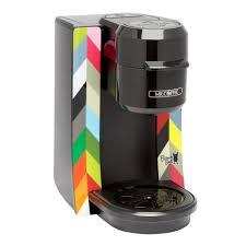 mr coffee k cup french bull single serve coffeemaker