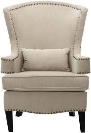 Types Of Chairs For Living Room Comfortable Wingback Chairs Living Room Furniture In Accent