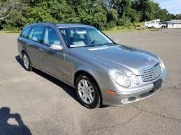2004 mercedes station wagon mercedes e class prospect norwich middletown waterbury ct