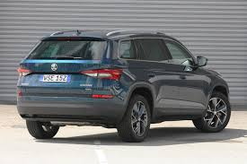 skoda kodiaq interior 2018 skoda kodiaq 132tsi review u2013 suv authority
