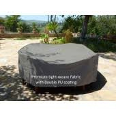 Round Patio Furniture Cover Patio Table U0026 Chairs Set Covers Patio Furniture Covers