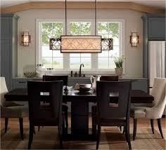 Led Dining Room Lights by Decorations Unique Modern Dining Room Lighting Fixtures With