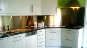 bandeau inox pour cuisine bandeau inox pour cuisine plaque inox brosse pour cuisine plaque