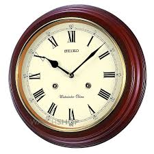 seiko clocks wooden chiming wall clock qxh202b shop