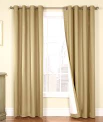 nantucket insulated grommet top curtains thermal curtains solid