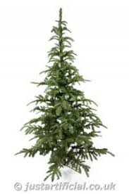 faux noble fir firs holidays and tree