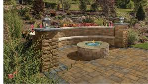 Patio Paver Ideas by Decorating Amazing Patio Decoration With Cambridge Pavers And