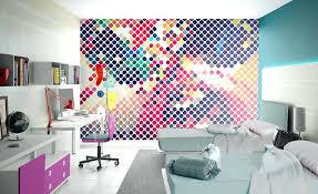 tapisserie chambre ado fille papier peint chambre ado fille papier peint chambre ado abstraction