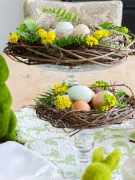 beautiful easter centerpiece you can make in minutes duke manor farm