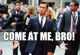Joseph Gordon Levitt Meme - joseph gordon levitt come at me bro come at me bro know your
