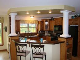 kitchen islands pennwest homes washington island ib 115