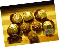 home made ferrero rocher ferrero rocher my style chocolate bon