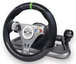 xbox 360 steering wheel buy xbox 360 wireless racing wheel mcb472010m02 02 1 for xbox