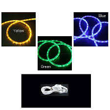 led rope lights custom length direct lighting