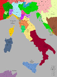 Political Map Of Italy by Cartography Supremacy 1914 Map Making