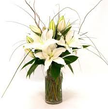Casablanca Lily Casablanca Lilies Bouquet Flower Delivery Philippines