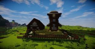 little farm house creative mode minecraft java edition