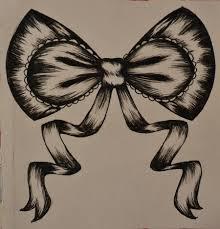 ribbon bow tattoo design by ophelia fox on deviantart