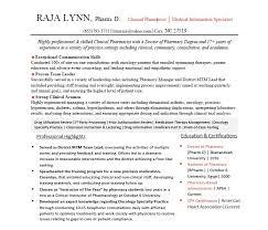 Pharmacy Intern Resume Sample Resume Example Rxelite Resumes