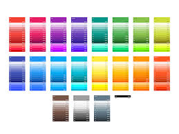 color swatches google material design sketch color swatches sketch freebie