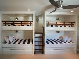 Four Bunk Bed Photo Page Hgtv