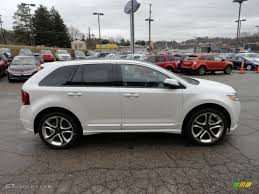 white ford edge ford edge sport white wallpaper 1024x768 33520