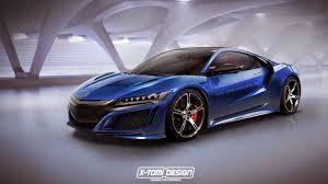 honda supercar concept automotivegeneral 2017 honda nsx concept gt wallpapers