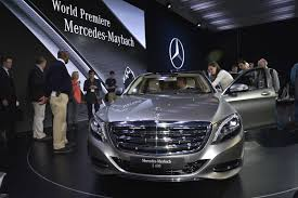 mercedes maybach s class is cutting maybach u0027s losses video live