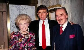 trump s fact check donald trump s parents wore ku klux klan attire