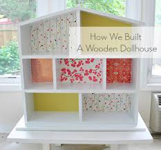 Kids Dollhouse Bookcase How To Build A Dollhouse Part 1 Assembling It Homemade