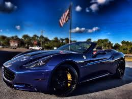ferrari custom 2010 ferrari california custom california florida bayshore automotive