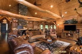 great room floor plans south carolina log home floor plan by golden eagle log homes