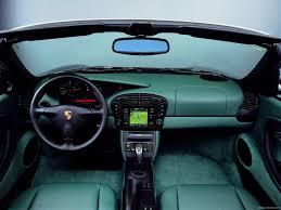 Porsche Boxster Interior - porsche boxster 2001 picture 21 of 38