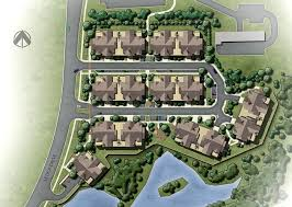 architectural site plan architectural site plan rendering by graphica