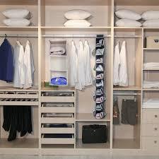 amazon com hanging shoe organizer maidmax closet hanging shelf