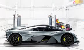 aston martin sports car red bull and aston martin limiting production of their super fast