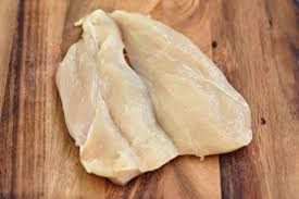how to butterfly chicken breast fillets