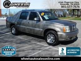 02 cadillac escalade used 2002 cadillac escalade ext for sale in nashville tn edmunds