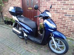 2008 honda sh 300 automatic scooter 12 months mot abs hiss