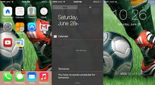 make android look like iphone how to make android look like an iphone customization