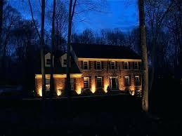 Low Voltage Led Landscape Lights 12v Landscape Transformer Sophisticated Led Landscape Lighting