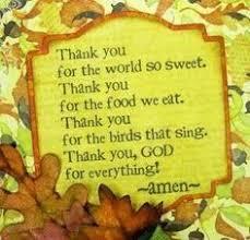 a thanksgiving prayer crafts images