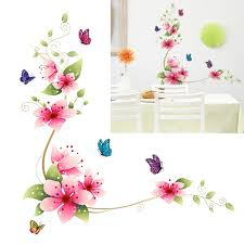 Flower Wall Decals For Nursery by Nursery Room Wallpaper Promotion Shop For Promotional Nursery Room