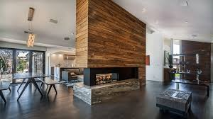 avbuilders mid century modern ranch great room modern chimney